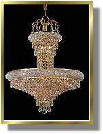 Crystal chandeliers quality chandeliers at factory direct prices crystal gallery small to medium aloadofball Choice Image