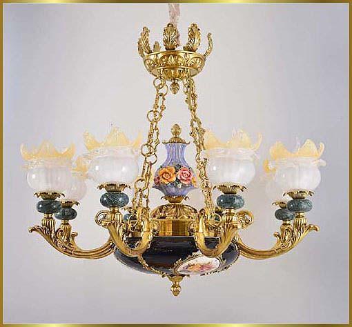 Antique Crystal Chandeliers Model: FS-9034-8