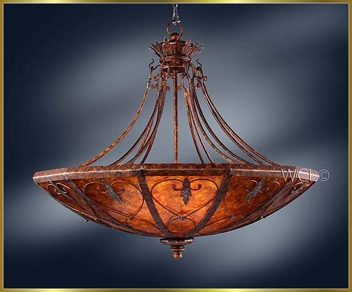 Antique Crystal Chandeliers Model: MG-3700