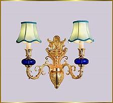 Antique Crystal Chandeliers Model: FS-8976-2