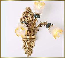 Antique Crystal Chandeliers Model: FS-9023-3