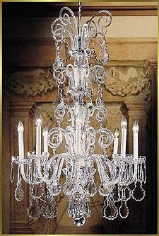 Traditional Chandeliers Model: BB 7000-8
