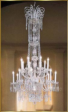 Traditional Chandeliers Model: BB 7100-16