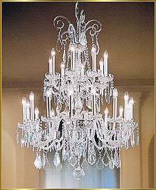 Traditional Chandeliers Model: BB 7400-24