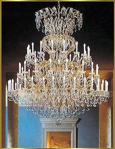 Maria Theresa Chandeliers Model: BB 900-72