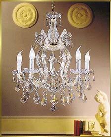 Maria Theresa Chandeliers Model: BB 720 5