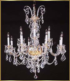 Traditional Chandeliers Model: CL 5200