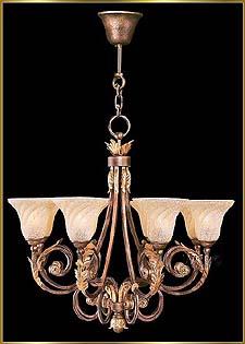 Bronze Crystal Chandelier Model: G20006-8