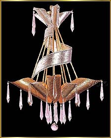 Antique Crystal Chandeliers Model: G20208-5
