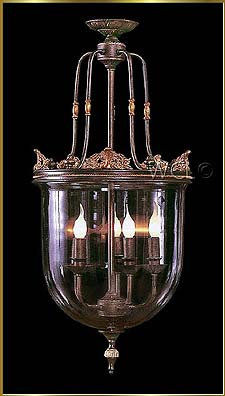 Antique Crystal Chandeliers Model: G20223-5