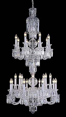 Traditional Chandeliers Model: MD8020-24