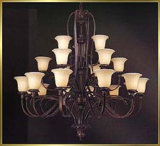 Antique Crystal Chandeliers Model: MD8939-21