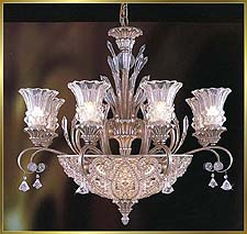 Antique Crystal Chandeliers Model: MD8955-8B