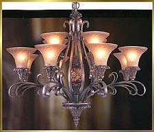Antique Crystal Chandeliers Model: MD8960-12B
