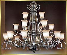 Antique Crystal Chandeliers Model: MD8962-21