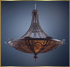 Antique Crystal Chandeliers Model: MG-4625