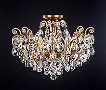 Bronze Crystal Chandelier Model: ME8092-8L