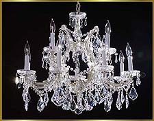 Maria Theresa Chandeliers Model: ML-1060CH