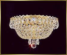 Modern Crystal Chandeliers Model: MU-2175
