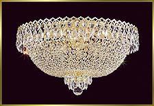 Modern Crystal Chandeliers Model: MU-2177