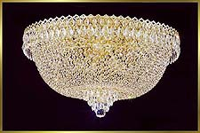 Modern Crystal Chandeliers Model: MU-2178