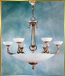 Antique Crystal Chandeliers Model: RL-1913
