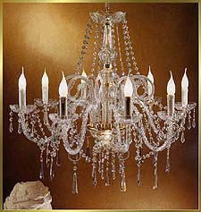 Traditional Chandeliers Model: BB 370-8
