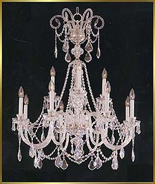 Traditional Chandeliers Model: CL 7126-12