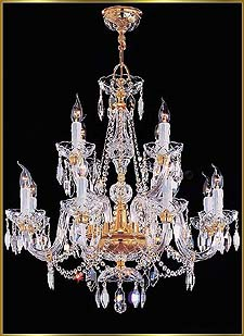 Traditional Chandeliers Model: VI 3263
